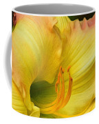 Lilied Curves Coffee Mug