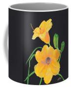 Lilies Of September Coffee Mug