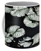 Lilies Of The Deep Coffee Mug