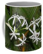 Lilies Of The Swamp Coffee Mug