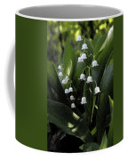 Lilies Of The Valley - Watercolor Coffee Mug