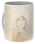 Lillian In Hat Coffee Mug
