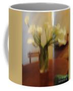 Lillies On The Table Coffee Mug