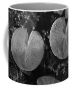 Lilly Pad Symmetry  Coffee Mug