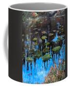 Lilly Pads And Reflections Coffee Mug