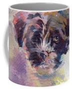 Lilly Pup Coffee Mug