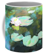 Lillypad Reflections Coffee Mug