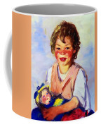Lily Cow And The Queen 1915 Coffee Mug