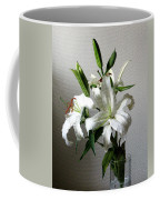 Lily Flower Coffee Mug