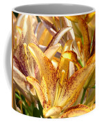 Lily Flower Garden Art Prints Canvas Floral Lilies Baslee Troutman Coffee Mug