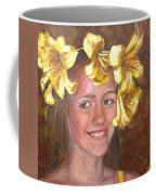 Lily Girl Coffee Mug