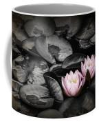 Lily Pad Blossoms Coffee Mug