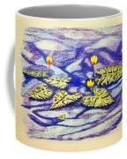 Lily Pad Pond Coffee Mug