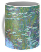 Lily Pond 2 Coffee Mug