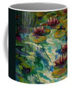 Lily Pond II Coffee Mug