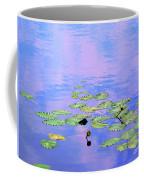 Laying Low Like A Lily Pond  Coffee Mug