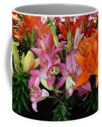 Lily Radiance Coffee Mug