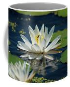 Lily With Bee Coffee Mug