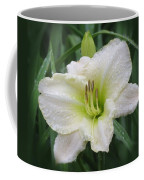 Lime Frost - Daylily Coffee Mug