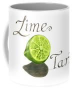 Lime Tart Coffee Mug