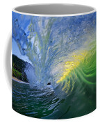 Limelight Coffee Mug by Sean Davey