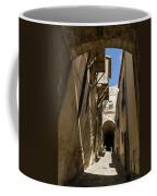 Limestone And Sharp Shadows - Old Town Noto Sicily Italy Coffee Mug