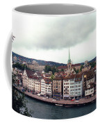 Limmatquai In Zurich Switzerland Coffee Mug