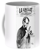 Lincoln Cartoon, 1873 Coffee Mug