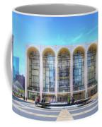 Lincoln Center Coffee Mug
