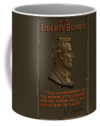 Lincoln Gettysburg Address Quote Coffee Mug by War Is Hell Store