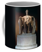 Lincoln Memorial: Statue Coffee Mug by Granger