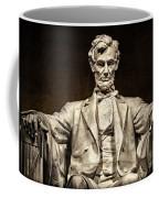 Lincoln Monument Coffee Mug