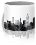 Lincoln Nebraska  Skyline Coffee Mug