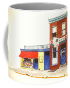Lincoln News Coffee Mug