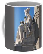 lincoln statue Gettysburg PA Coffee Mug
