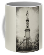 Lincolns Gettysburg Address Site - Toned Coffee Mug