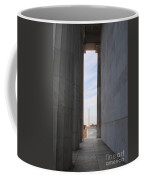 Lincoln's View Coffee Mug