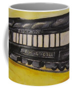 Lincons Funeral Car Coffee Mug