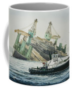 Lindsey Foss Barge Assist Coffee Mug
