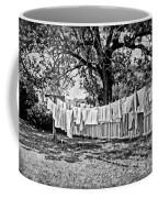 Line Drying - Laundry Coffee Mug
