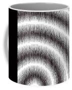 Linear Spiral Coffee Mug