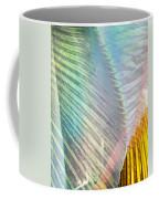 Linen Astract Coffee Mug