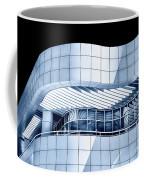 Lines And Curves Coffee Mug