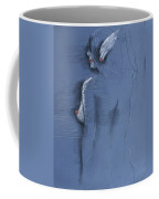 Lines And Curves V Coffee Mug