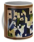 Lines And Squares Coffee Mug