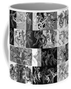 Movimento Coffee Mug by Judith Kunzle