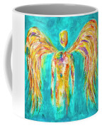 Lines Of Color In The Sky Coffee Mug