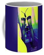 Lingerie Tease Pop Art Coffee Mug