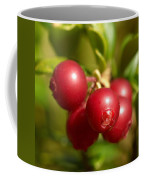 Lingonberry Coffee Mug