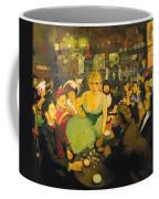 L'interieur De Chez Bruant. Le Mirliton Coffee Mug